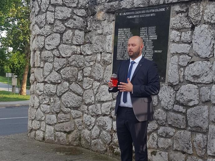 Nemzeti Összetartozás Napja, 2018 - Csúza