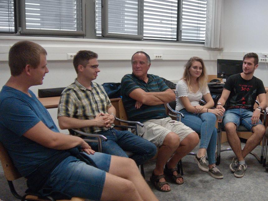 A Kosztolányi Dezső Nemzetstratégiai Szakkollégium félévnyitó gyűlése