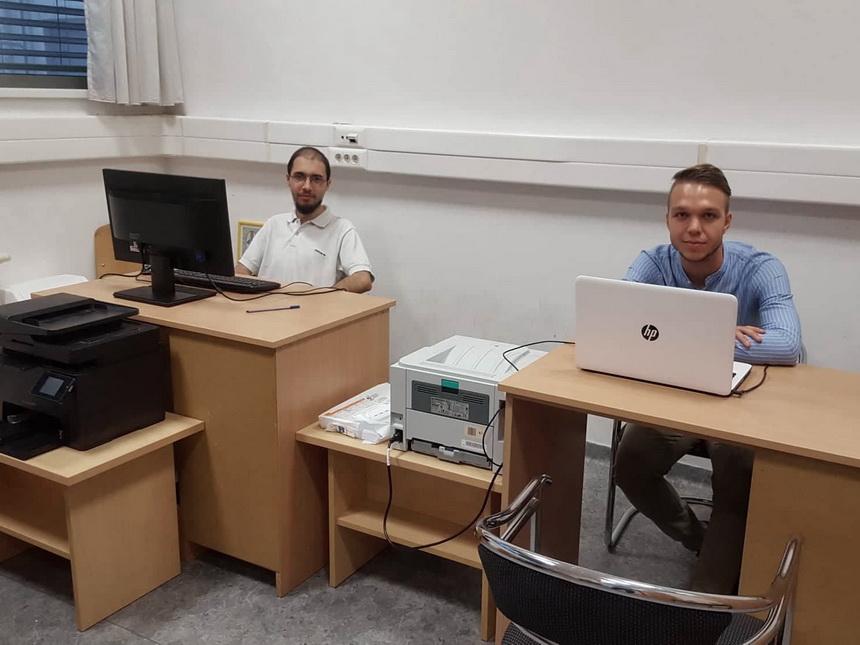 Új irodába költöztünk!