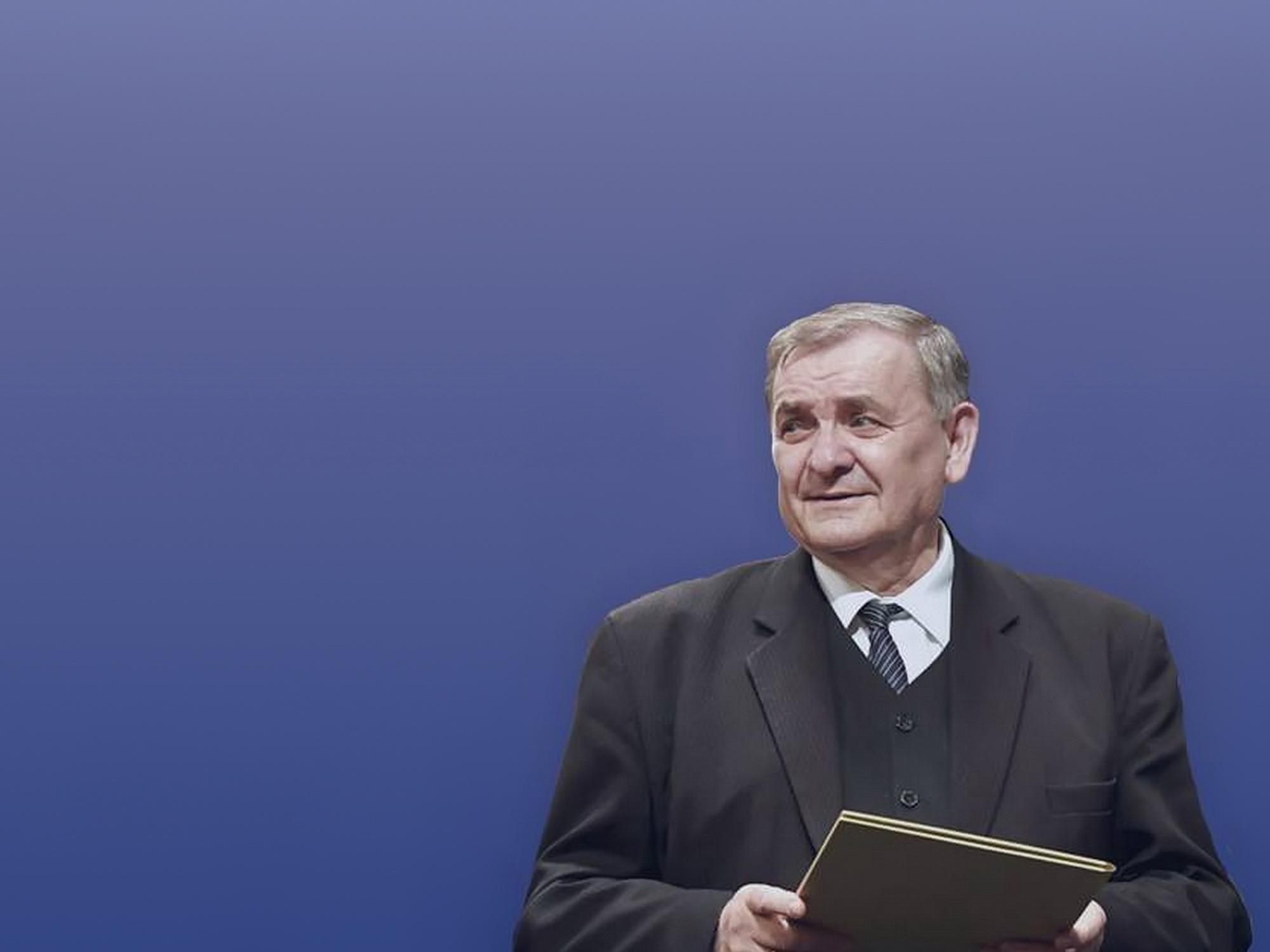 Lezsák Sándor előadása a Pécsi Tudományegyetemen