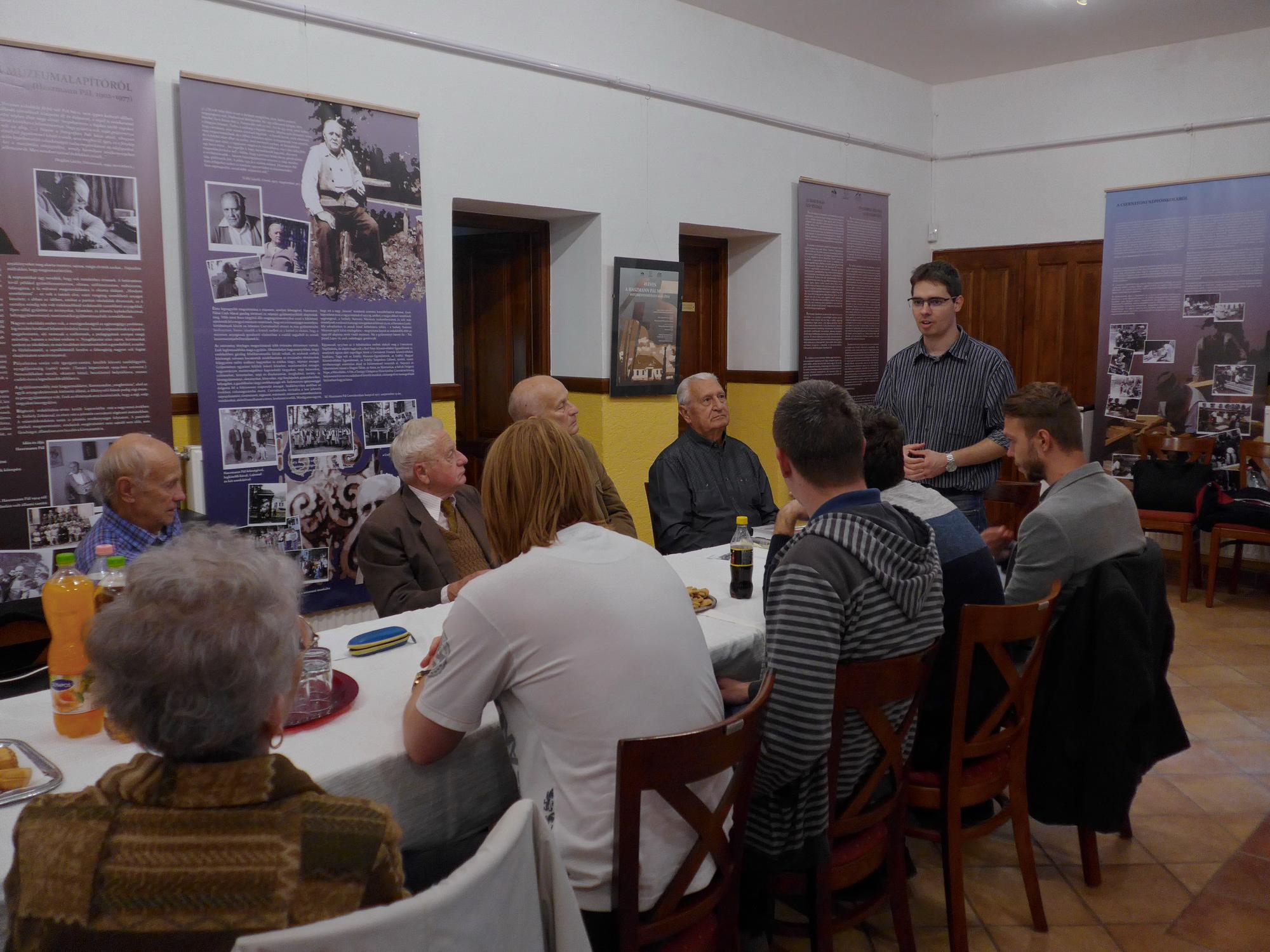 Találkozás az '56-os szervezetekkel