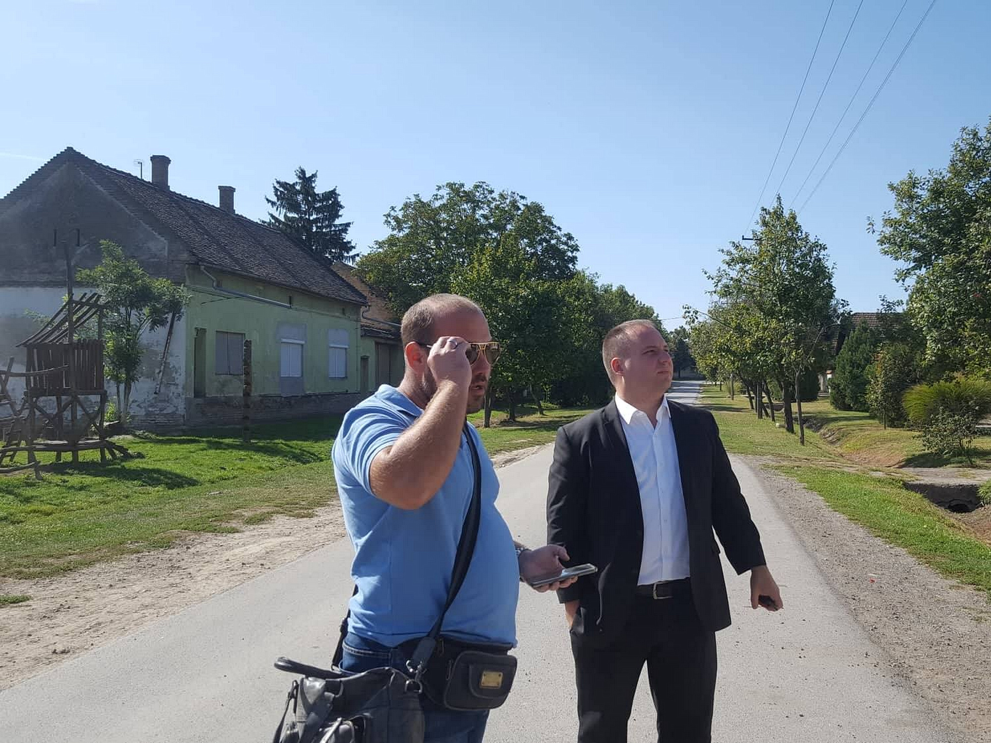 Vajdasági körúton a Magyar Krónikával