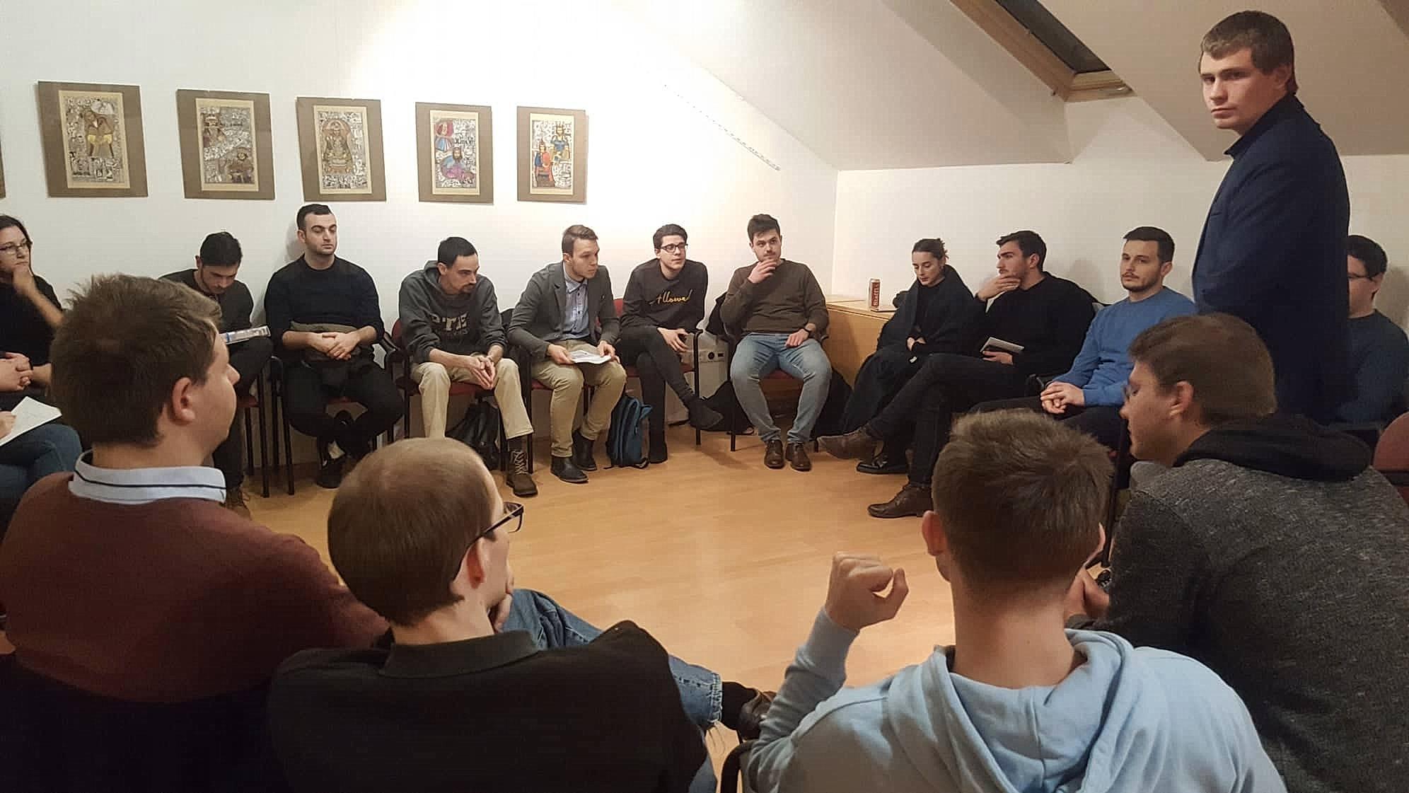 A Nemzetstratégiai Szakkollégium szemeszterzáró közgyűlése