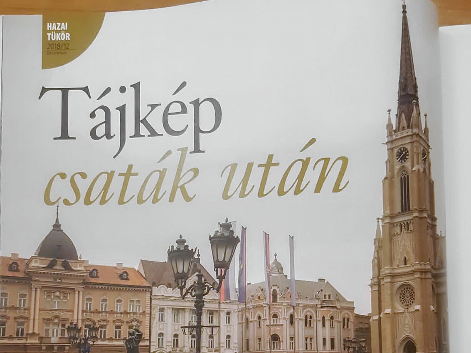 Kosztolányi Dezső Céltársulás a Magyar Krónikában