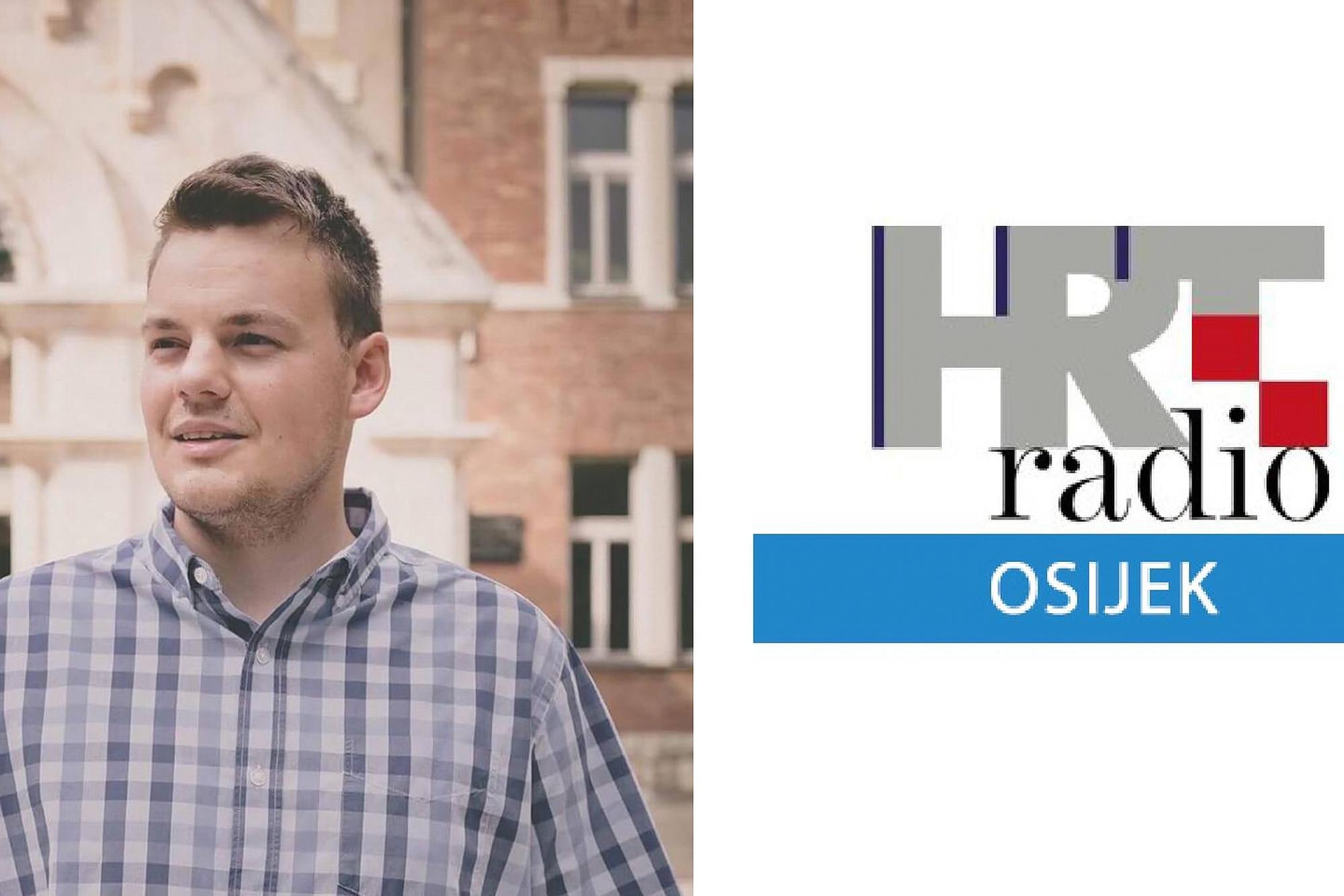 Az Eszéki Rádió interjúja Bencze Zsolttal