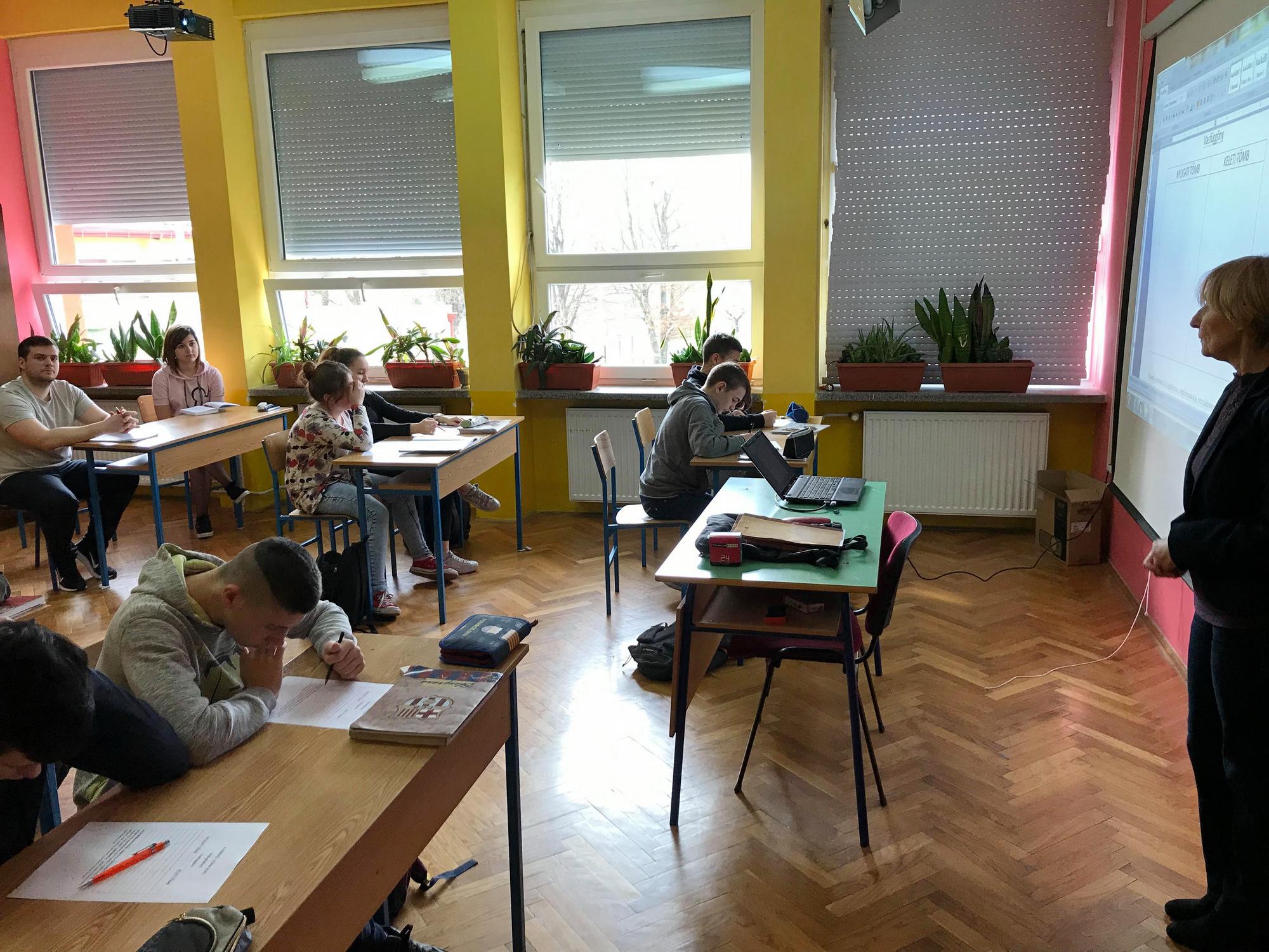 Kosztolányi Tehetségprogram, 2019.3.8.
