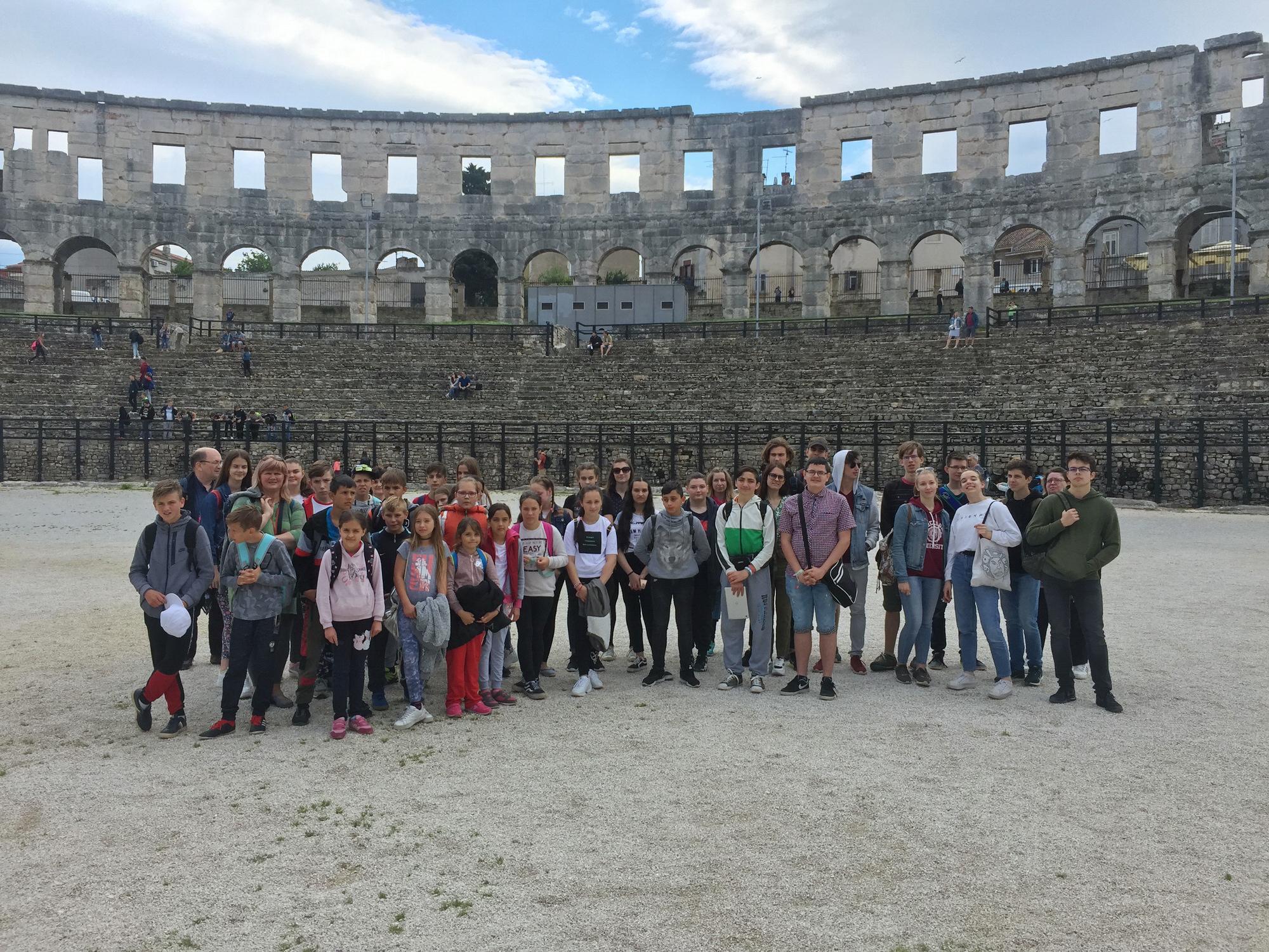 Drávaszögbe és a Tengermellékre kirándult a Pécsi Református Kollégium